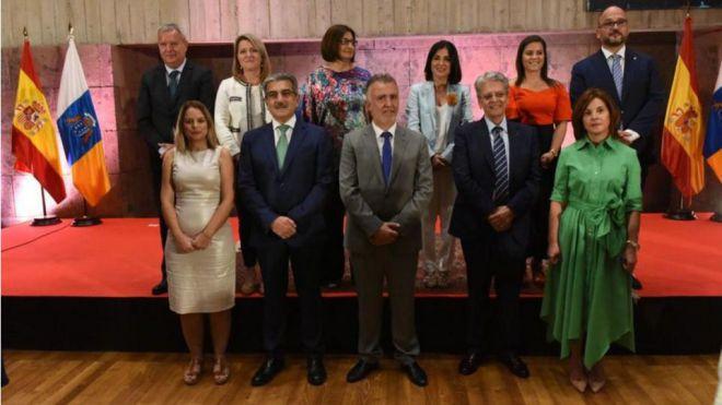 Torres: 'Caminamos hacia el cambio que Canarias necesita'