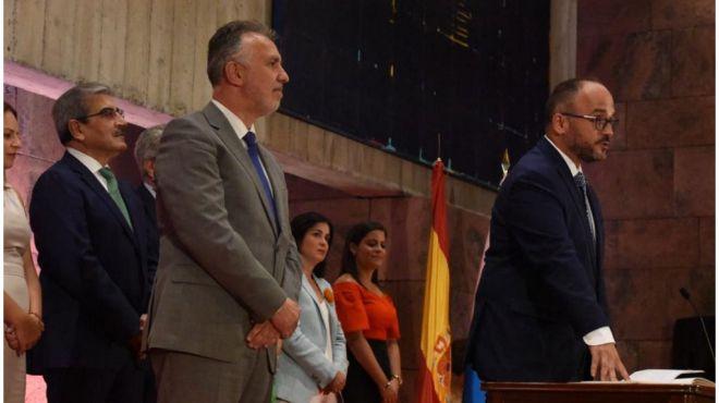 Valbuena, consejero de Transición Ecológica, impulsará un decreto de emergencia climática