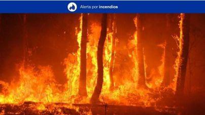 El Gobierno declara la alerta por riesgo de incendios forestales en Gran Canaria