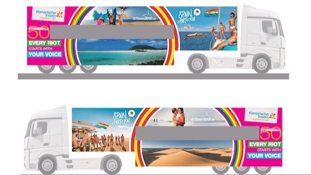 Islas Canarias se promociona como destino LGTB en la Berlín Pride