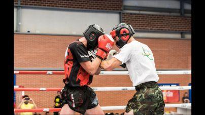 Luchadores del Club Pretorianos de Yaiza se clasifican para el Mundial de Kick Boxing