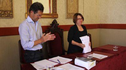 Pedro Martín dimite como alcalde para ser Presidente del Cabildo