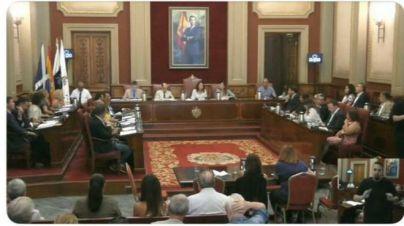 PSOE, Unidas Podemos y Cs rechazan que el Ayuntamiento cumpla el Pacto Antitransfuguismo