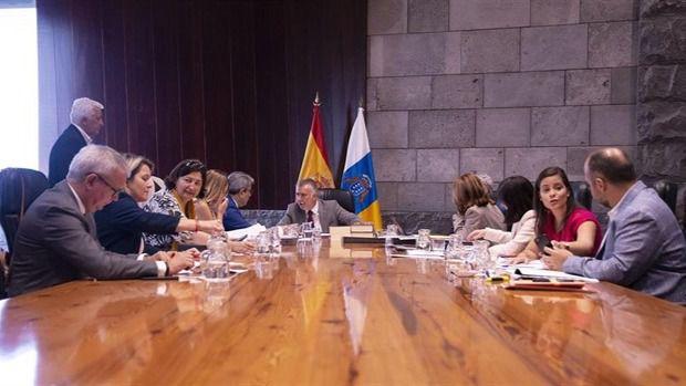 Nombramientos del Gobierno de Canarias
