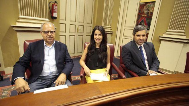 ASG consigue el apoyo unánime del Pleno para obtener grupo parlamentario propio