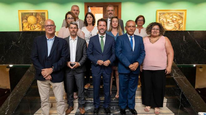 CC-PNC exige la expulsión de los tránsfugas Arriaga y Rivero del grupo de gobierno del Cabildo