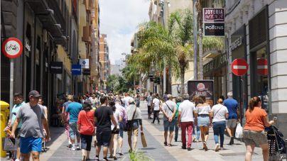 Santa Cruz aporta en julio casi el 31 por ciento de los contratos firmados en Tenerife