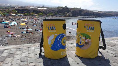 "Playa de San Juan se une a la campaña ""Circula tu lata"""