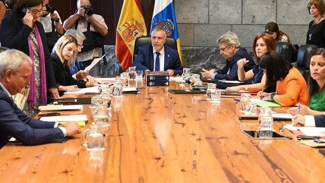 El BOC publica la nueva estructura del Gobierno de Canarias