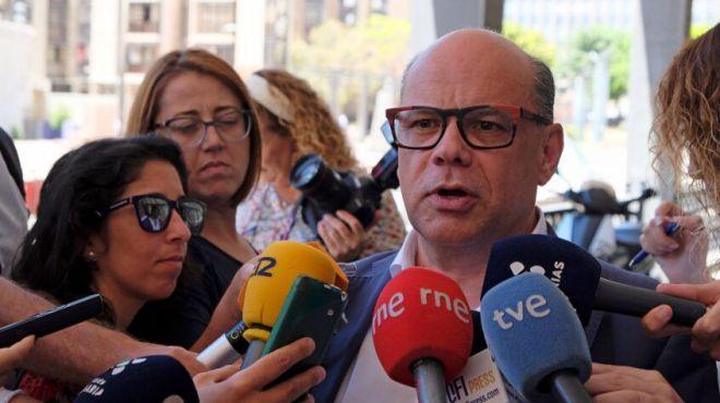 """Barragán: """"Función Pública no ha anulado ningún proceso selectivo ni ninguna fase de concurso"""""""