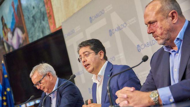 Cabildo y Gobierno definen las obras prioritarias a ejecutar en la Isla