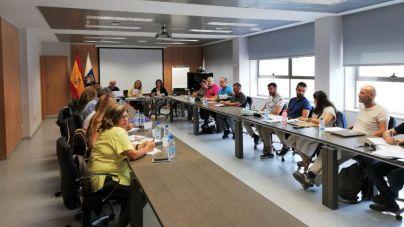 La Mesa Sectorial aprueba por unanimidad las bases de la convocatoria de la OEP