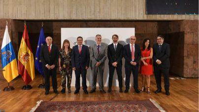 Siete nuevos altos cargos toman posesión en la sede de Presidencia en Tenerife