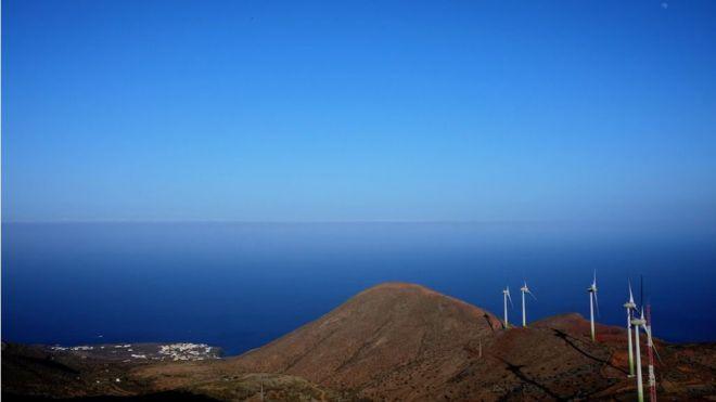 El Hierro cubre 24 días seguidos su demanda eléctrica con un 100% de energía renovable