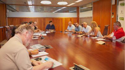 La primera Mesa del Taxi de la legislatura toma todos sus acuerdos por unanimidad