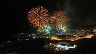 """Todo preparado para la """"Noche de fuegos"""" de Alcalá"""