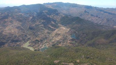 El incendio de Gran Canaria se da por controlado