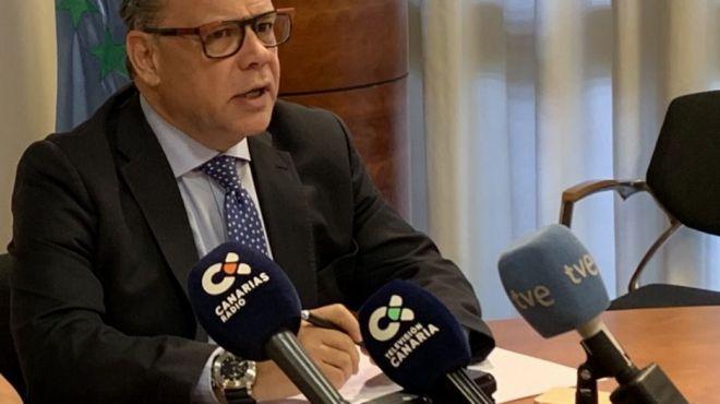 Barragán solicita al Gobierno información sobre la anunciada retención de créditos por 140 millones de euros