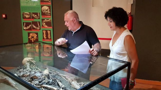 El Área de Cultura marca prioridades en el patrimonio arqueológico de La Palma