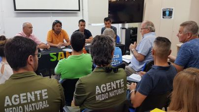 El Ayuntamiento mantendrá el dispositivo especial de tráfico en Anaga durante agosto