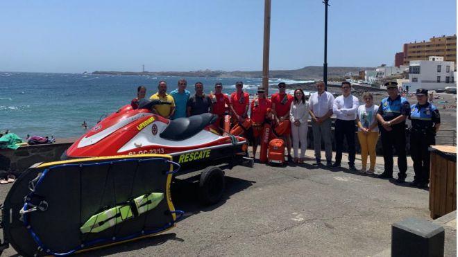 Arico impulsa un plan de seguridad urgente en sus playas
