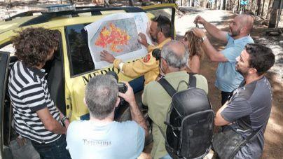 Las quemas prescritas impidieron que los incendios de Gran Canaria amenazaran a 25.000 personas y duplicara la superficie arrasada