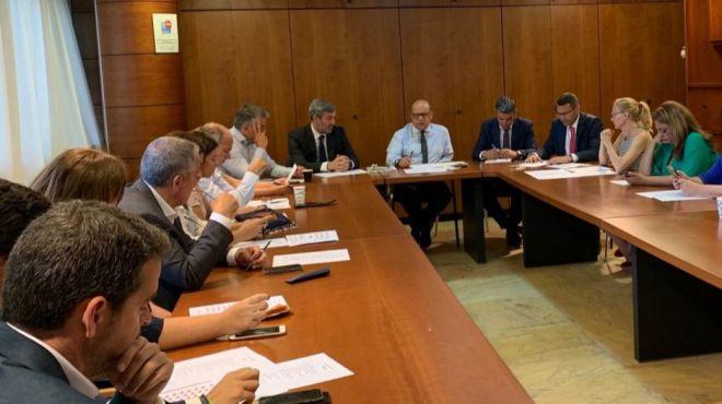 """Barragán: """"Estaremos vigilantes para exigir al Estado las partidas económicas que nos corresponden"""""""