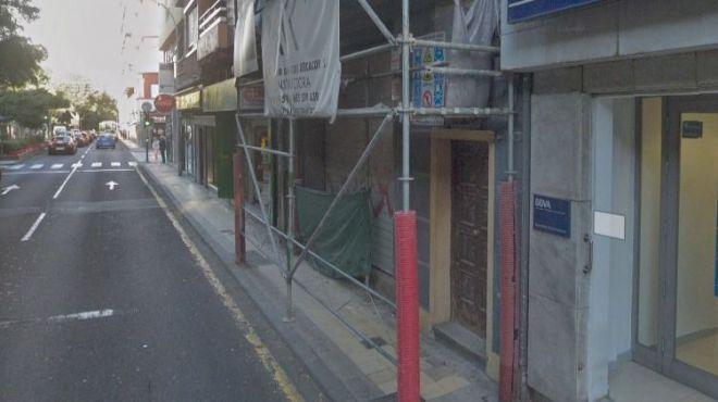 El Ayuntamiento alerta del cierre de un carril de La Rambla el lunes y el martes