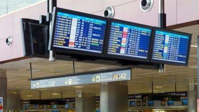 Tenerife Sur, aeropuerto más afectado por los retrasos debido a la huelga en Ryanair