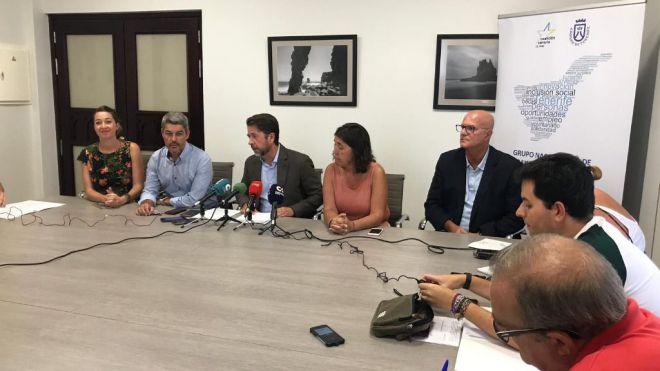 CC-PNC impulsa el Pacto por Tenerife 2019-2023 para dar solución a las necesidades de la ciudadanía
