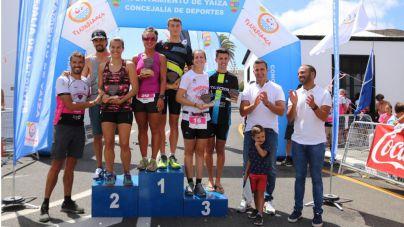 Luis Signorelli estrena el podio (10km) de la TriYaiza Trail
