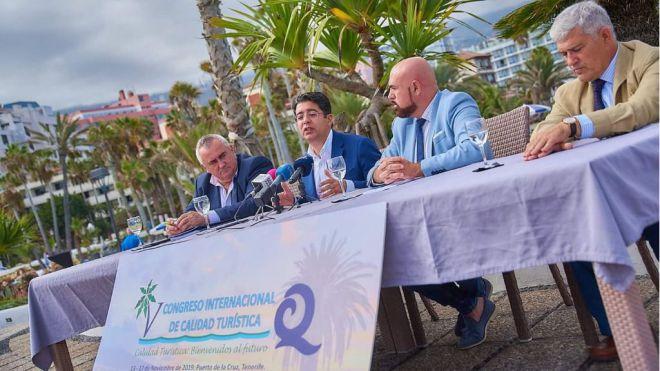 Puerto de la Cruz reúne a más de 400 expertos en el 'V Congreso de Calidad Turística del ICTE'