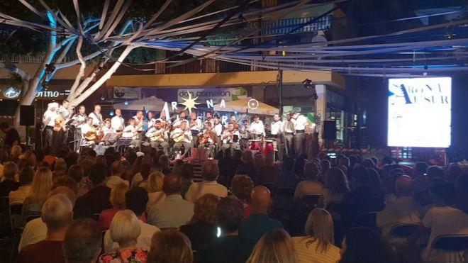 Arona conecta Canarias a través de la música