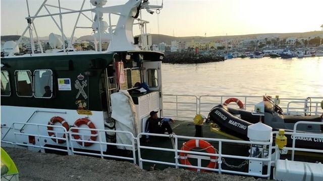 Llega una patera con 15 inmigrantes a Gran Canaria