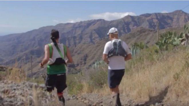 'Gomera Paradise Trail' obliga a realizar cortes en las vías insulares con motivo de la prueba
