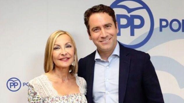 Australia Navarro, elegida presidenta del Partido Popular de Canarias por unanimidad