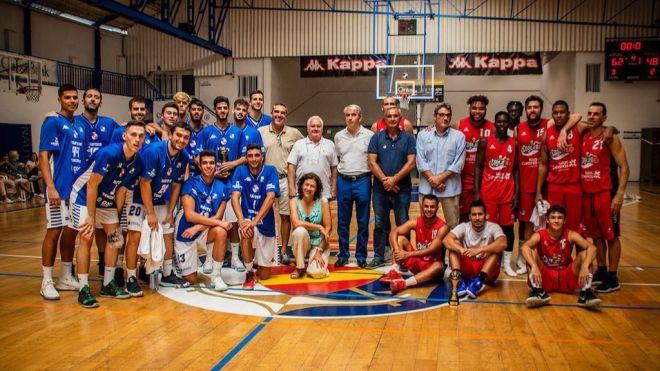 El Náutico de Tenerife se lleva el Torneo Ciudad de Santa Cruz de Tenerife