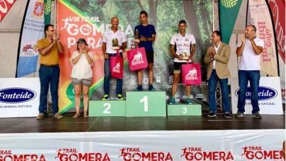 'Gomera Paradise Trail' culmina su octava edición con récord de participación