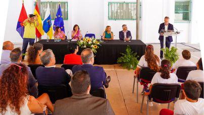 Ángel Víctor Torres reivindica la conciencia medioambiental como parte esencial de la educación