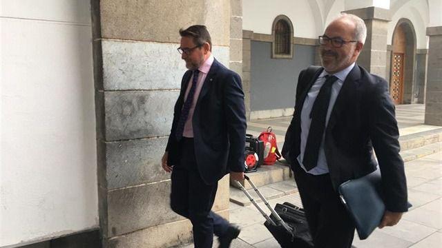 El Tribunal Superior condena al juez Alba a 6 años y medio de prisión por confabular contra Victoria Rosell