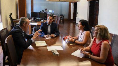 El Ayuntamiento de La Laguna y la ULL avanzan en el uso común de espacios y la renovación de infraestructuras