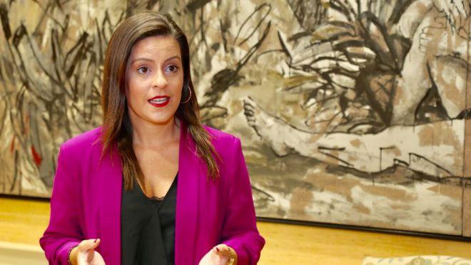 Yaiza Castilla anuncia que la regulación del alquiler vacacional se afrontará dentro del nuevo modelo turístico