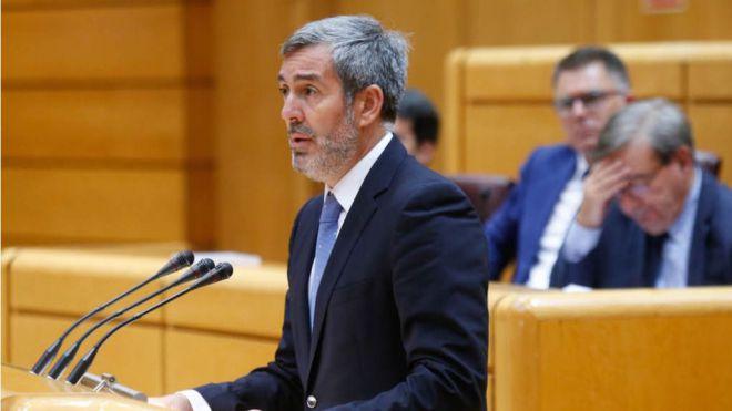 El PSOE rechaza una enmienda para pedir una base permanente de KAMOV en Canarias