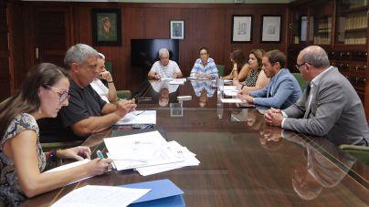 El Cabildo inicia una ronda de contactos con los ayuntamientos para impulsar el Fdcan