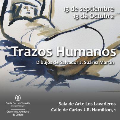 """La sala de arte Los Lavaderos acoge la exposición """"Trazos"""" de Salvador Suárez"""