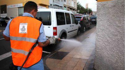 El Ayuntamiento firma el nuevo contrato de limpieza de la ciudad