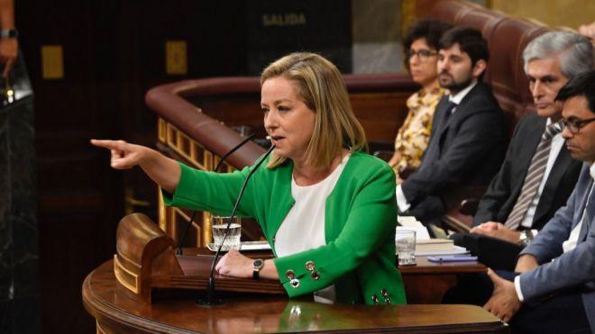 Ana Oramas demanda a Ábalos medidas para garantizar la conectividad de Canarias