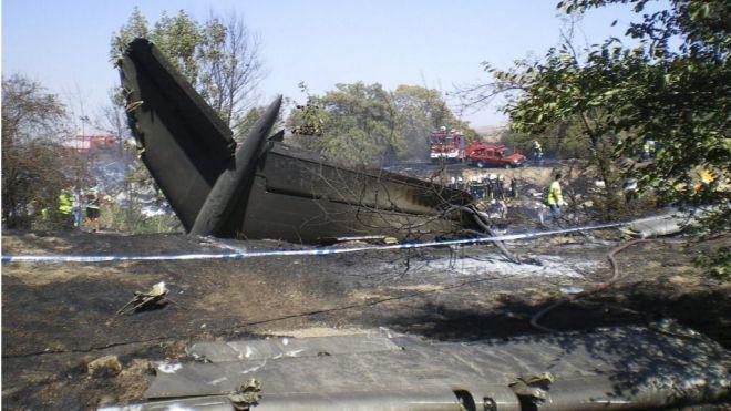 El Congreso reabre por unanimidad la comisión de investigación del accidente del JK5022