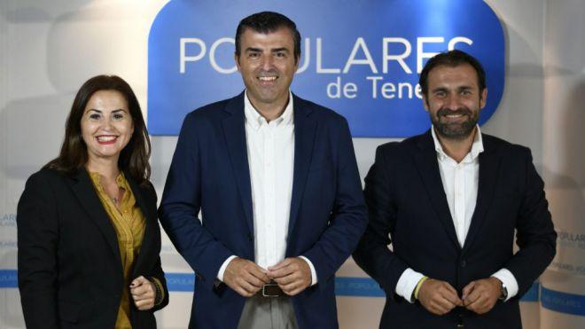 El PP Tenerife renueva su Dirección Insular