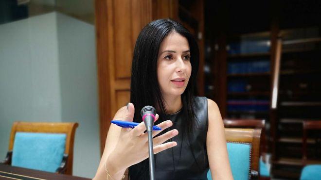 """Melodie Mendoza: """"Tenemos que abrir una nueva etapa de Gobierno transparente y participativo con la ciudadanía"""""""